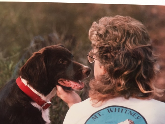 Truffle and me, 1988